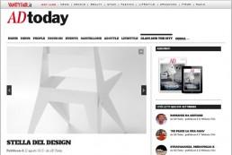 Arredo acciaio di design made in Italy per arredamento casa, negozi, bar, ristoranti, residenze di lusso