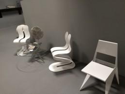 Design italiano a Dubai, elementi e sistemi d'arredo realizzati artigianalmente in acciaio e metalli