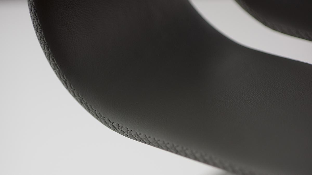 Sedie design, poltroncine da camera e sgabelli in acciaio inox
