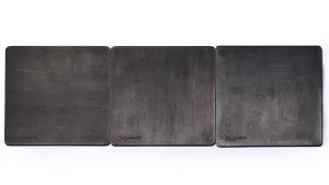 Blackened Stainless Steel | Metal furnishings | Custom finishing and coating