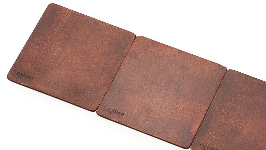 acciaio al carbonio ferro rosso