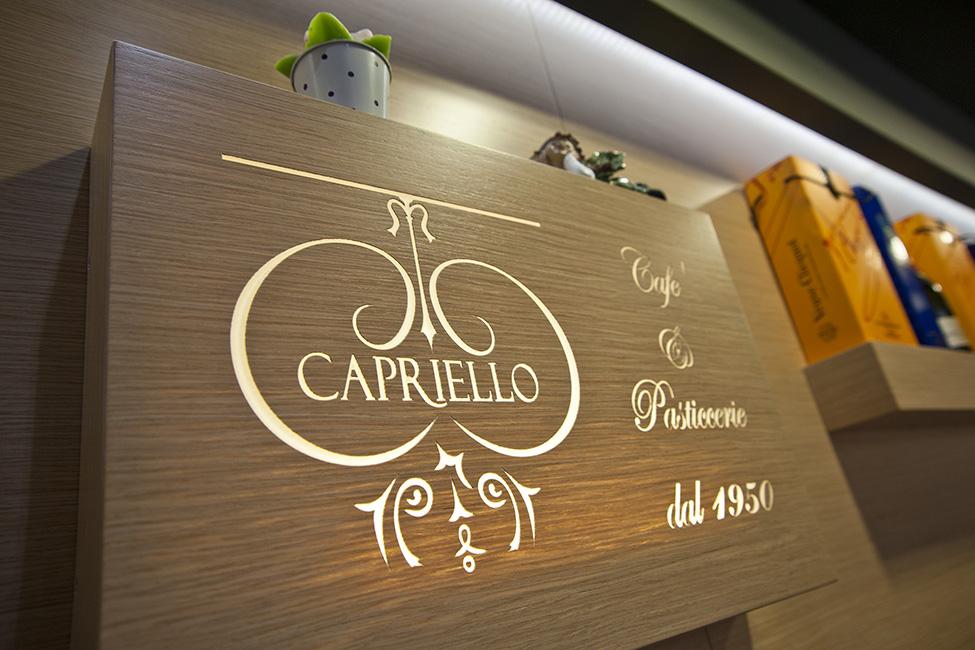 Metal furnishings tailor made and customized for cafè, pastry, restaurants - Arredamento bar e negozi - componenti arredo di design su misura in acciaio corten, arredi cor.ten realizzati artigianalmente in Italia - Lamberti Design