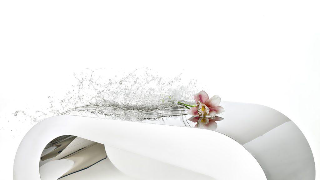 Low cocktail table | Luxury furnishings | Metal furniture hand made in Italy | Lamberti -Tavolo acciaio inox design mobili e arredamento in metallo casa e ufficio - Tavolo acciaio inox design mobili e arredamento in metallo casa e ufficio