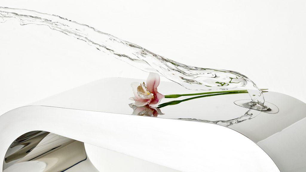 Tavolo acciaio inox design mobili e arredamento in metallo casa e ufficio