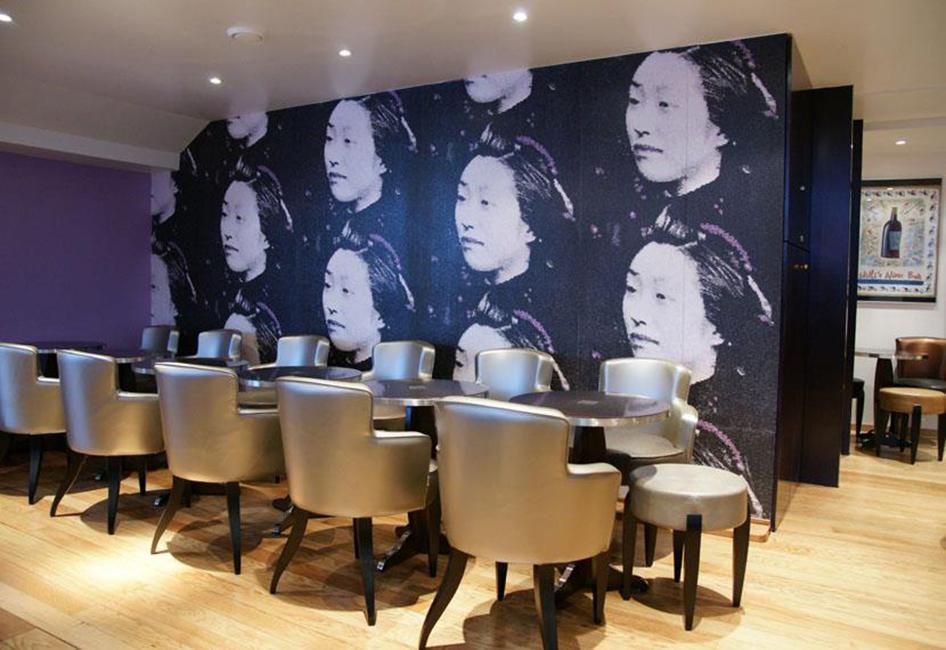 Contract furniture manufacturers: a turnkey service for restaurants and retail shops - Arredamento negozi franchising contract lavorazione metalli su misura
