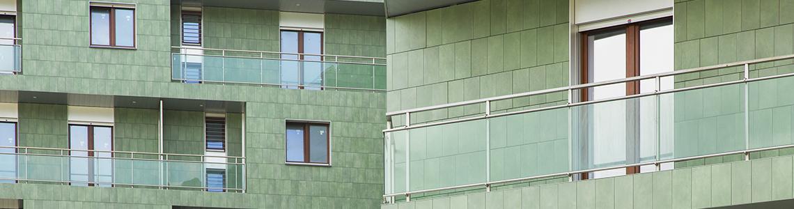 Stainless steel railings, balustrades and handrails - Lamberti design made in Italy - Balaustre acciaio ringhiere residenze private condomini arredo acciaio inox