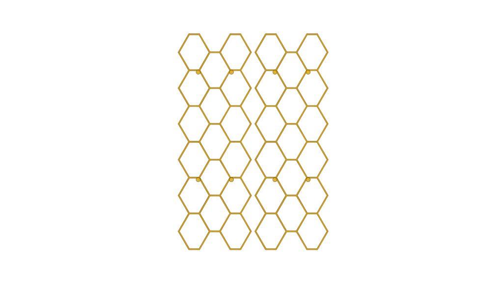 Contemporary elegant metal furniture hand made in Italy with brass or steel - FAVO - Arredamento design casa ed ufficio in acciaio, ottone e complementi in legno. Modulo utilizzabile come consolle, appendiabiti, scaffale, portalibri.