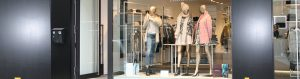Retail furniture - Fashion and Clothing stores racks, signage and fixtures - Arredamento negozi franchising lavorazione metalli design su misura