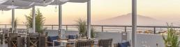 Restaurant furnishings - Custom metal furniture for Japanese Restaurants - Arredamento ristoranti, sushi bar, hotel - lavorazione acciaio corten
