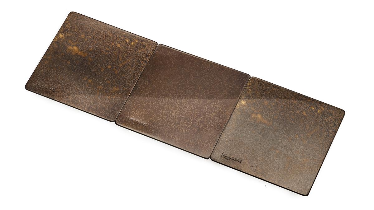 Gold Splashes steel | Metal furniture manufacturers | Custom finishing and coating