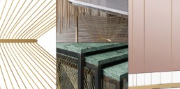 Luxury metal furniture | Elle Decor introduces Lamberti Design made in Italy - Arredamento artigianale in acciaio ed ottone - Lamberti Design Italia