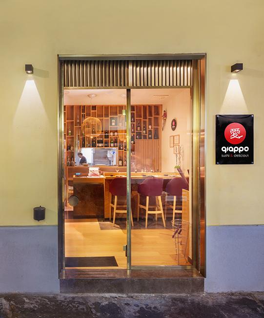 Arredamento ristoranti - Arredo personalizzato sushi bar e ristorante giapponese