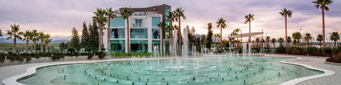 Arredo Hotel San Barbato interni ed esterni